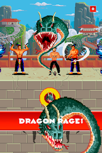Kick or Die - Karate Ninja- screenshot thumbnail