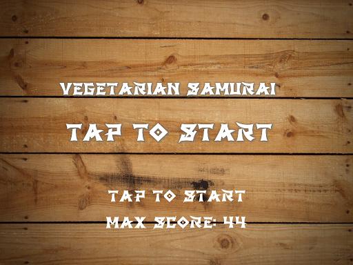 Vegetarian Samurai