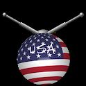 USA Radio Lite icon