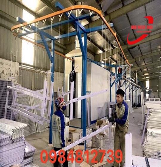 Nhà máy sản xuất của chúng tôi luôn đảm bảo chuyên nghiệp, hiện đại