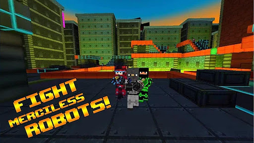 Rescue Robots Sniper Survival android2mod screenshots 3