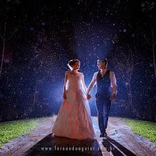 Wedding photographer Fernando Aguiar (fernandoaguiar). Photo of 03.09.2018