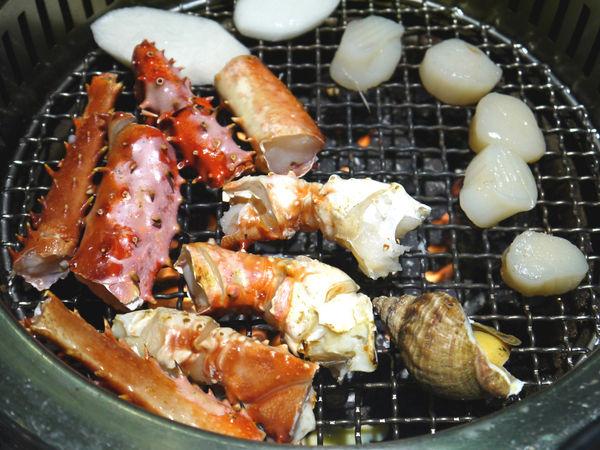 帝一頂級燒烤-帝王蟹.和牛.伊比利豬通通吃到飽
