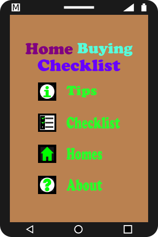 Home Buying Checklist - First Time Home Buyer- screenshot