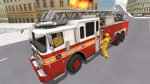Fire Truck Driving Simulator 1.13 screenshots 6