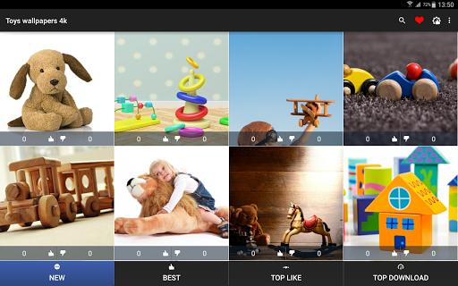 玩免費個人化APP|下載玩具4K壁纸 app不用錢|硬是要APP