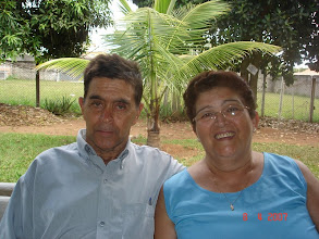 Photo: Meus pais: os maiores exemplos a serem seguidos, a quem devo tudo o que sou hoje !