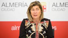 Rafaela Abad, concejala de Igualdad de Oportunidades.