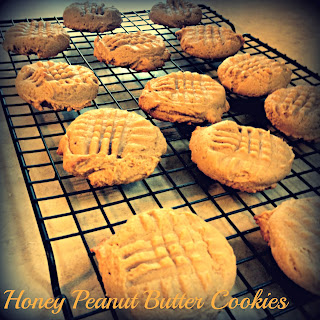 Peanut Butter Cookies With Honey No Sugar Recipes.