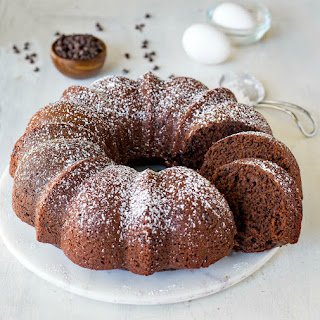 Chocolate Buttermilk Bundt Cake