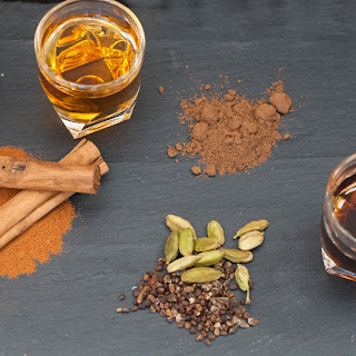 Maple Spiced Toddy