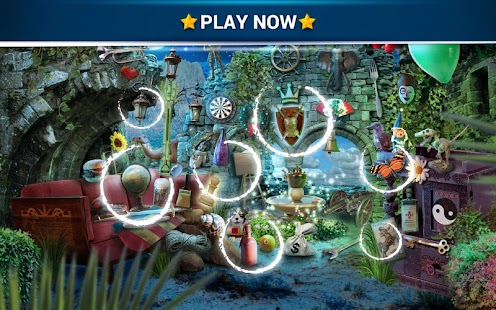 Hidden Object Enchanted Castle- screenshot thumbnail
