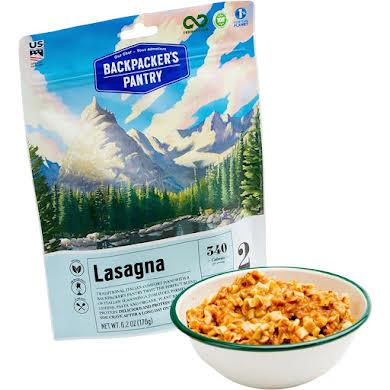 BackCountry Research Lasagna, Vegetarian: 2 Servings