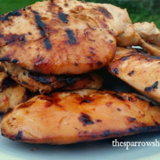 Sweet Chili Grilled Chicken Recipe