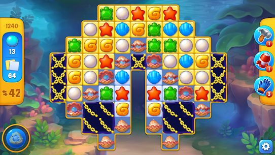 Fishdom Mod Apk 5.13.0 [Unlimited Money And Gems] 6