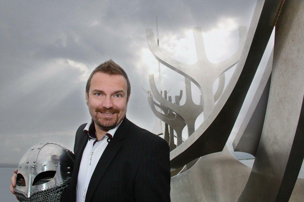 Marius Eriksen The Energetic Norwegian Viking