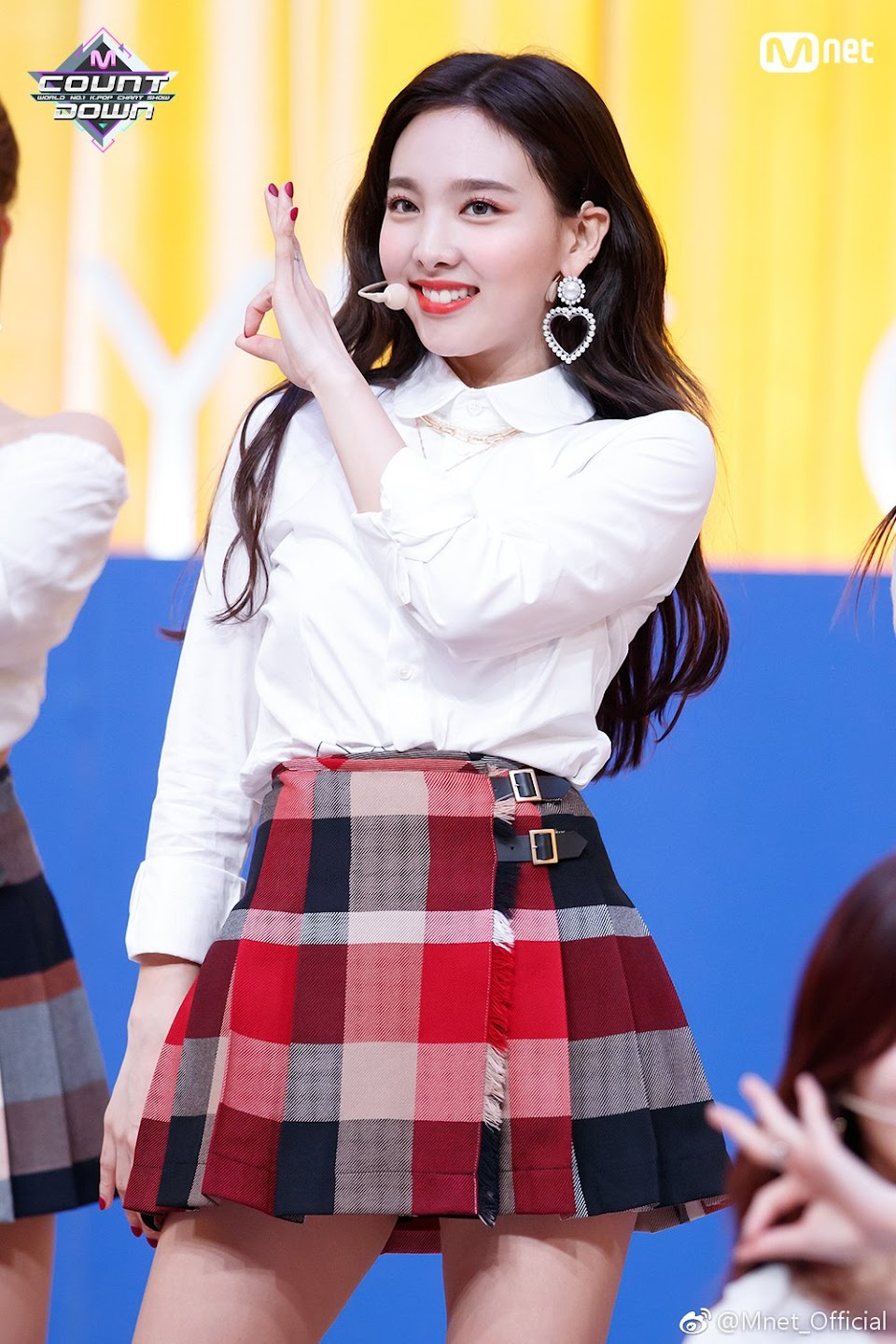nayeon plaid 21
