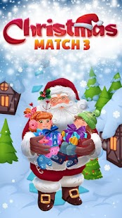 Christmas Games - Match 3 Puzzle Game for Xmas - náhled