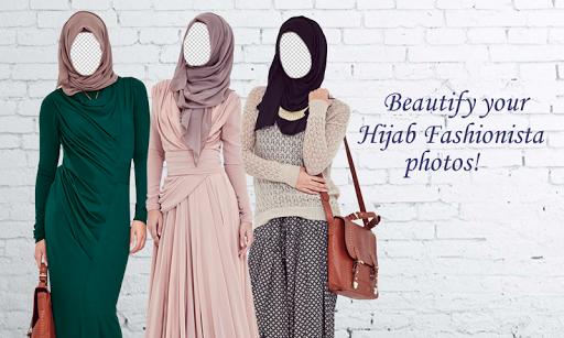 Hijab Fashionista Montage Pro