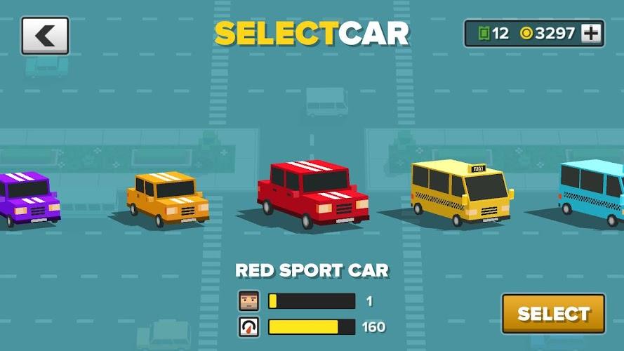 Loop Taxi - screenshot