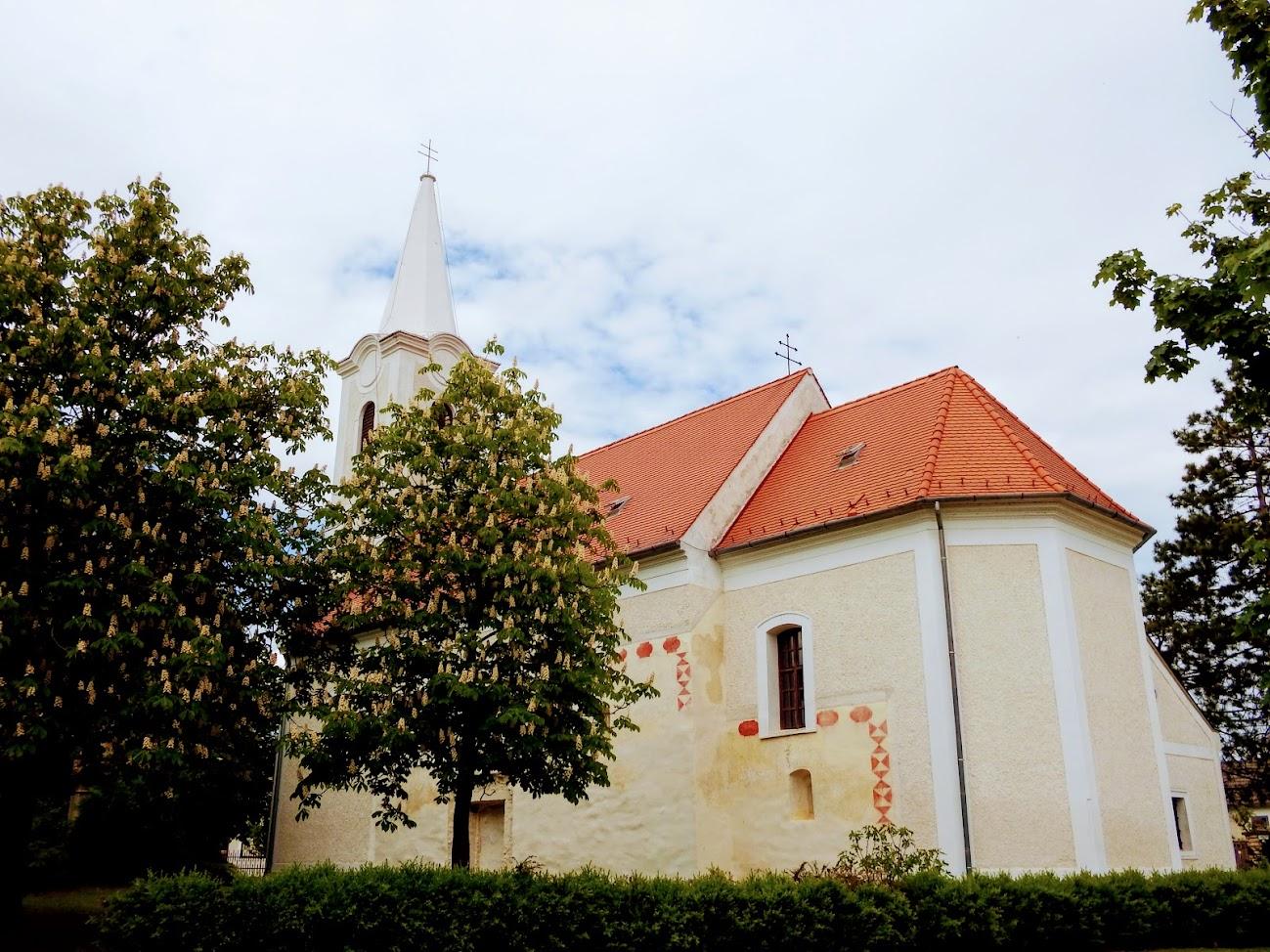 Tapolca-Diszel - Szent Márton püspök rk. templom