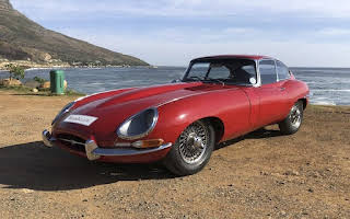 Jaguar E-type Series 1 3.8 Rent Western Cape