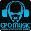 EPOMUSIC - Brazilian Gothic & Industrial Web Radio icon
