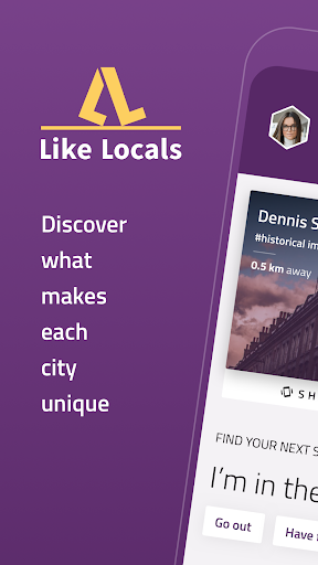 like locals - personal city guides screenshot 1