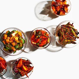 Vegetable Kimchi