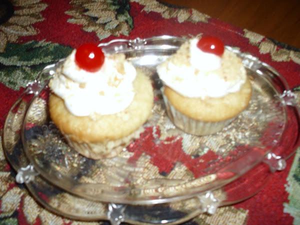 Fudge Sundae Cupcake Recipe