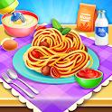 Pasta Cooking Mania: Kitchen Game icon