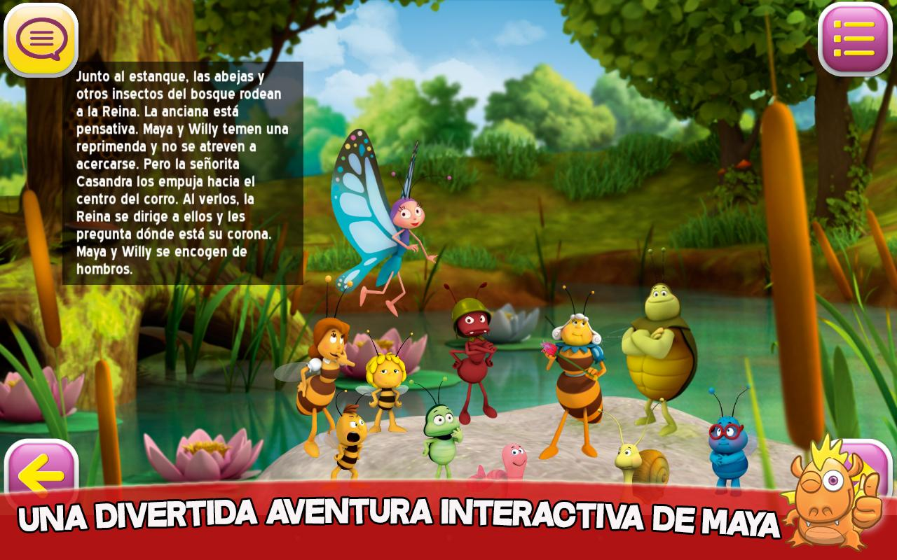 Abeja Maya Corona de la Reina  Aplicaciones de Android en Google