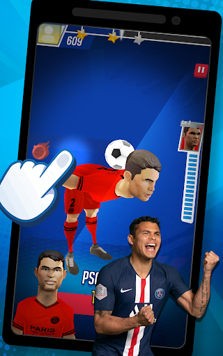 PSG Football Freestyle 0.6.17.33 screenshots 14