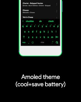 Hydrogen Keyboard Chrooma - Swipe, Fast, Typing