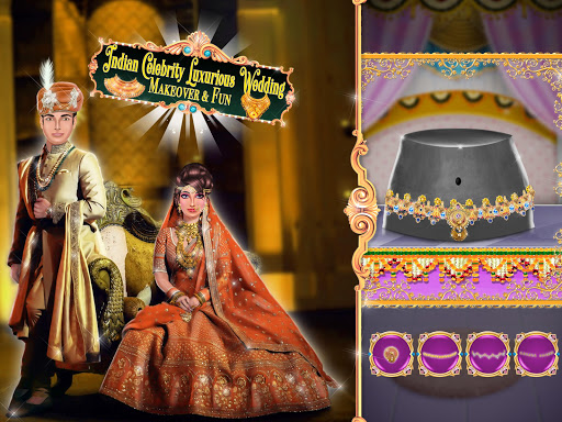 Indian Celebrity Luxurious Wedding Makeover & Fun 1.1 androidappsheaven.com 1
