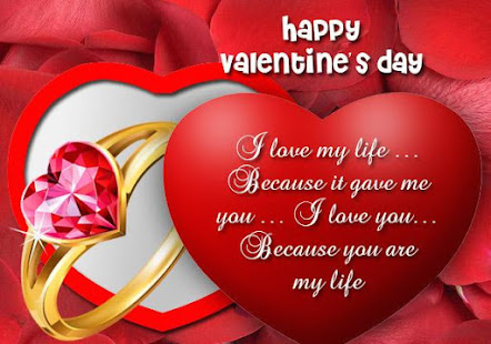 Boyfriend Husband Wife Valentine Day Messages Apps On Google Play