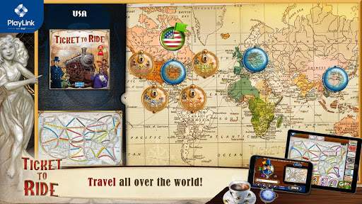 Ticket to Ride for PlayLink 2.5.10-5847-64a9d8c2 screenshots 4