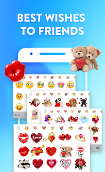 Smiley Emoji Keyboard 2018 - Cute Emoticon