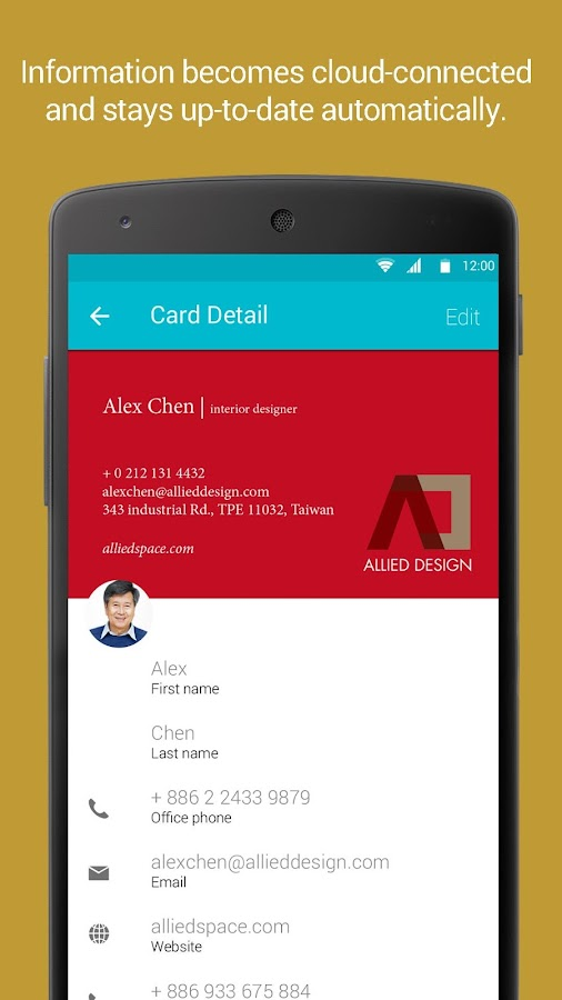 Best Business Card Organizer Android Apps on Google Play