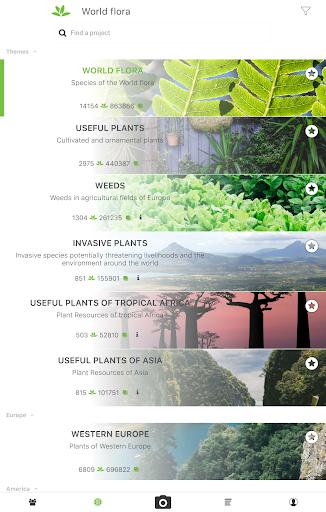 PlantNet Plant Identification 3.0.7 screenshots 9