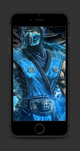 Mortal Wallpaper Kombat HD 1.0 screenshots 5
