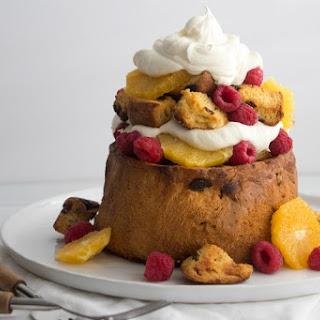 Panettone Dessert Bowl Recipe