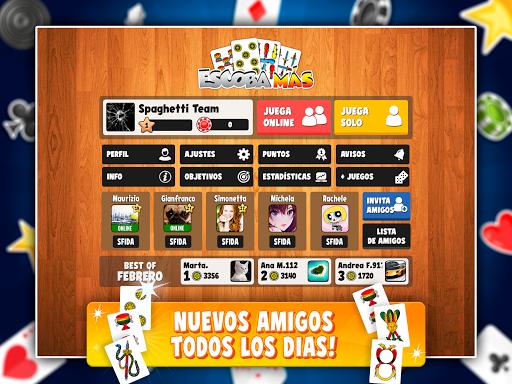 Escoba Mu00e1s - Juegos Sociales modavailable screenshots 9