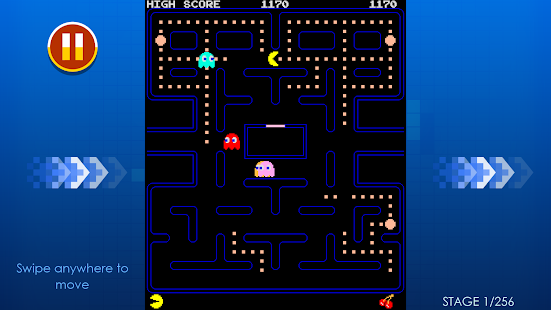 PAC-MAN +Tournaments- screenshot thumbnail