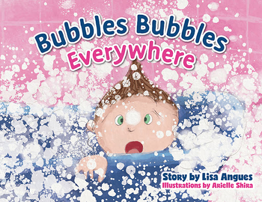 Bubbles Bubbles Everywhere cover