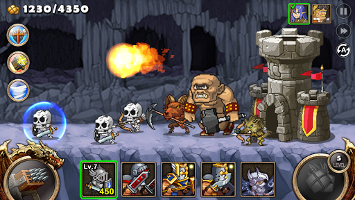 Kingdom Wars - Tower Defense Game android2mod screenshots 2