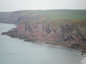 Photo: From Marloes Sands to Broad Haven (Tower Point)