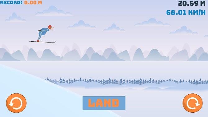 Ski Jump Pro Android 2