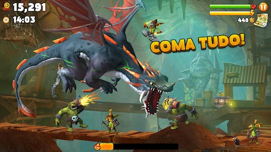 Hungry Dragon Apk Mod Dinheiro Infinito 2