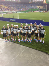 Photo: FU16AAA ball girls at the WCU20 olympic stadium